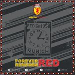 #MunichTragedy #ForeverRemembered #BusbyBabes #UnitedTogether #FlowerOfManchester https://t.co/QbSsRAgwT8