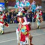 Gran Desfile de Comparsas Infantiles del Carnaval de Badajoz. Más info en @revistagrada https://t.co/3p2dyc2VSp https://t.co/7hebU74XSA