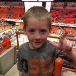 Go Pokes! #Bedlam #okstate @CowboyWrestling https://t.co/8Vd3GClmx5