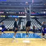 And then there is Kawhi.... #Spurs vs #Mavs tonight.. https://t.co/9XikqCIVHS
