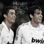 "Kaka: ""Today is your day, my ex-teammate & a great friend! Happy birthday Cristiano!!!"" https://t.co/Qh36dO7pqd"