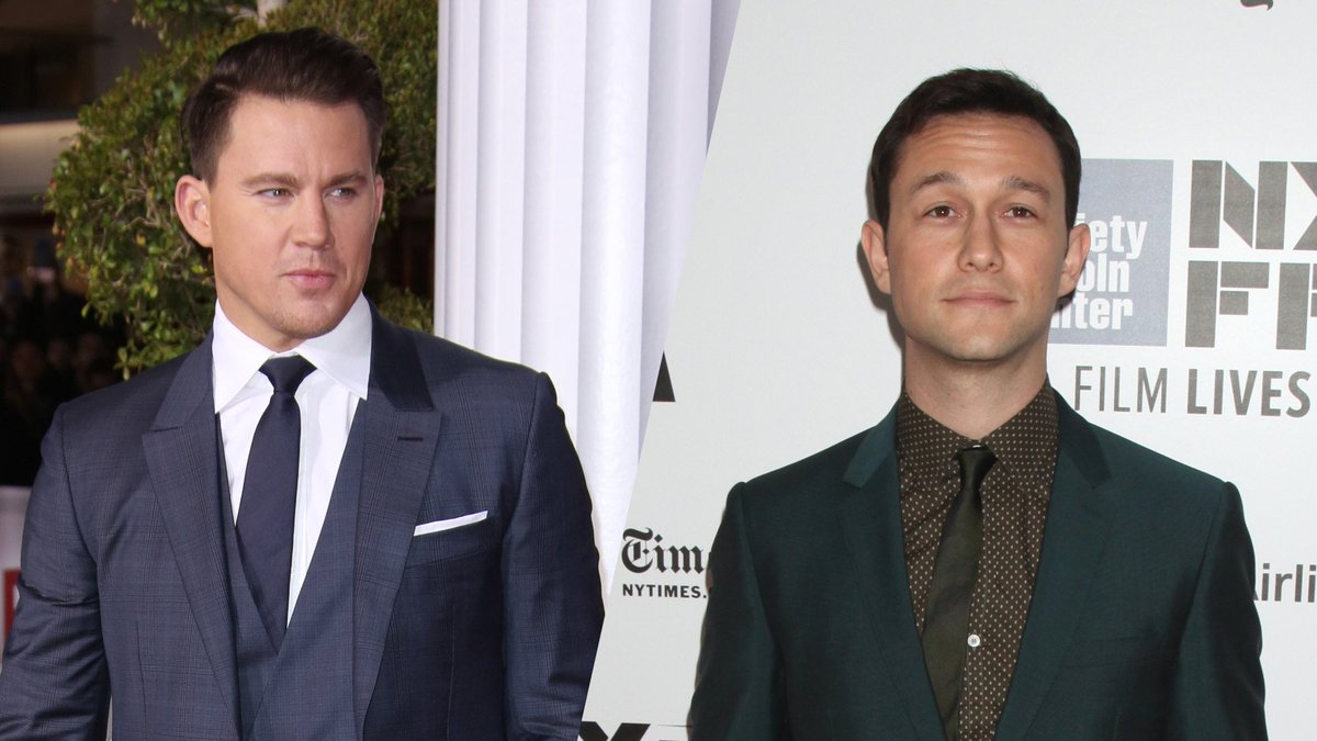 Channing Tatum, Joseph Gordon-Levitt to star in movie musical