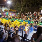 Espectacular desfile de llamadas!!!! Que viva el carnaval! https://t.co/eYFfgfiFbT