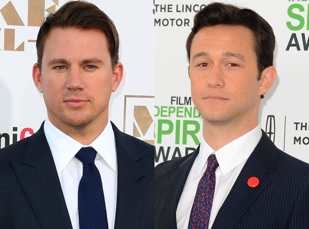 Channing Tatum and Joseph Gordon-Levitt will star in R-Rated musical comedy. Yes please.