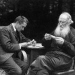 """Bozulduğu zaman insandan daha korkunç bir yaratık yoktur.""  /Tolstoy/ https://t.co/5F4Y6B52dh"