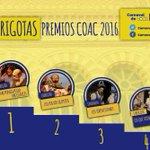 Premios de Chirigotas #COAC2016FINAL FINAL: https://t.co/tVVSsPGYhJ https://t.co/ETvY0Pr51p