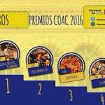 Premios de Coros #COAC2016FINAL FINAL: https://t.co/tVVSsPGYhJ https://t.co/3ce49bUauL