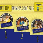 Premios de Cuartetos #COAC2016FINAL FINAL: https://t.co/tVVSsPGYhJ https://t.co/DJtnDGYMLf