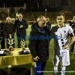 U18 Copa del Atlantico France vainqueur Meilleur joueur Timothé #Cognat (OL) Meilleurbuteur Maxime #Pélican (TFC) https://t.co/qDTkjegy0g