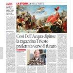 """Domattina al teatro Verdi la #Lezione di storia su """"La prosperità di #Trieste"""". Via @il_piccolo  @editorilaterza https://t.co/dx1bOrPWh8"""