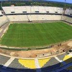 """Imagenes inéditas del Estadio """"Campeón del Siglo"""" de #Peñarol. Gracias @ProPeniarol https://t.co/vStj7JLvRq https://t.co/xoASwQ6vFB"""