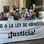 Comité de víctimas de las Guarimbas exhortó al TSJ a que no apruebe la Ley de Amnistía https://t.co/Ie2lU7zu0h https://t.co/GhN3y6yLQh