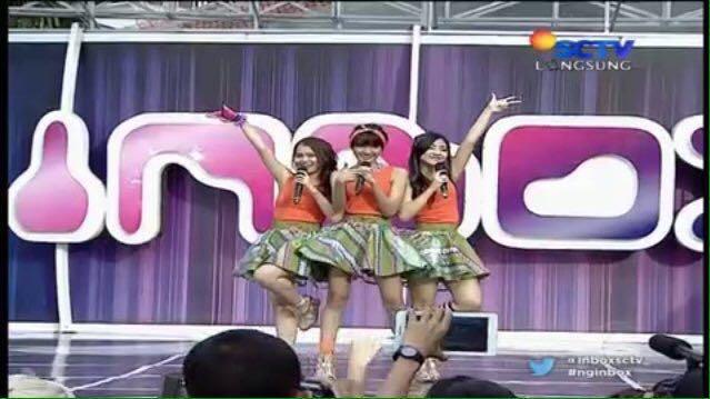 CHibi Fun @Cherrybelleindo  My 1st Dance choreo in 2016