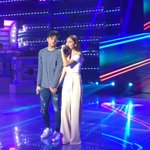 @bernardokath and Daniel padilla in showtime #VoteKathrynFPP and #KCA to make those votes count. https://t.co/QpNs8jg1jY