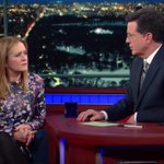 ICYMI: @iamSamBee & Stephen Colbert test out 17 euphemisms for lady parts https://t.co/X8c1Y3Yk2A https://t.co/w0WEUA1sq8