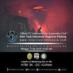 Info Nobar Hellas Verona - Internazionale. @InterClubIndo @infoSumbar @SocMedSUMBAR @AFCSE_Padang https://t.co/yFsmtw57NN