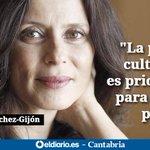 .@LauraGaPe entrevista a Aitana Sánchez-Gijón que hoy lleva su Medea al @PFCantabria. https://t.co/EaRTFhReF7 https://t.co/5c3oKbU9YV