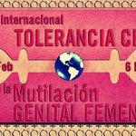 Día de Tolerancia Cero contra la Mutilación Genital Femenina, ¡exigimos #STOPmutilacion! https://t.co/GTmimLPEBl https://t.co/8QbQXn2Pty