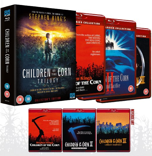 Win #ChildrenOfTheCorn Trilogy on DVD! 3 copies up for grabs. https://t.co/e1OVBXNcQm #RT #Win #competition #horror https://t.co/4kjkRpsZF5