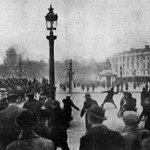 6 février 1934: La république tire dans une foule de patriotes dénonçant la corruption. 37 morts et 2000 blessés. https://t.co/Fm4DrO404o