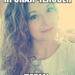Пермь! Пропала девушка Елена Фурлепова. 20-го числа уехала в Пермь и уже две недели не выходит на связь. 89124768052 https://t.co/WsrlaXd8fD