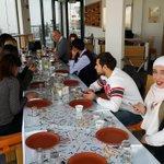 Group gathering @UrdonShop #Jordan https://t.co/NZ2HjmzZ9O