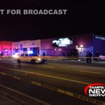 #Breaking #news: On scene of a #mass #shooting at a strip club in #Tampa. 7 victims per TPD. https://t.co/aiO42woIce