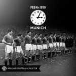 Today we remember the #flowersofmanchester. They will never be forgotten #mufc https://t.co/UaFxDazzL4