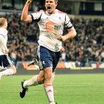 Kevin Davies celebrates a goal for Bolton Wanderers #bwfc #Bolton #Goals https://t.co/gRPBVLKuxI