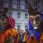 Da oggi inizia il #Carnevale2016 in città: da Muggia a Opicina con tanti colori e creatività!  IG @ComunediTrieste https://t.co/uovLaVwzY9