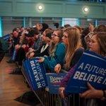 Au cœur des primaires US: Bernie Sanders prend son élan https://t.co/RsXTsfzYG6 https://t.co/RfUYAhHWat