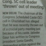 Real Face of @INCIndia of so called dalit mesiah @OfficeOfRG is this... #AntiDalitCongress https://t.co/FBY1gM5EA6