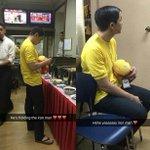 RT aldub_lovers: Ang cute ni tisoy! Parang batang may hawak na stuffed toy. Hehe #VoteMaineFPP #KCA https://t.co/auTHsYcLV1