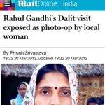 For Rahul Gandhi and Congress, talk of Dalit empowerment is mere photo-op.. #AntiDalitCongress PT @nanditathhakur https://t.co/aZey3Z3UTe