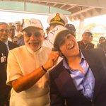 .@akshaykumars #Proud moment as a father: When PM @narendramodi called #Aarav a good boy! #Bollywood https://t.co/V5tioZ99pF