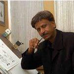 Star cartoonist Sudhir Tailang passed away. https://t.co/CA7Jadk8Us