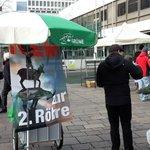 Marktplatz Oerlikon: @GrueneZuerich kämpfen gegen #DSI und gegen zweite #Gotthard Röhre. https://t.co/6s6mBNhLWY