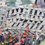 【台湾南部地震】漂うガス臭、舞う砂ぼこり 倒壊の住宅「欠陥建築」の指摘も https://t.co/oPWALfXwUa https://t.co/jywaNkUs31