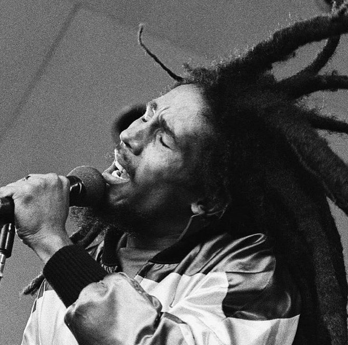 Happy birthday to Bob Marley, rip