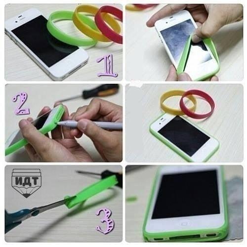 Как сделать своими руками iphone