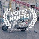 J-4 : Je vote pour #Nantes - Tu votes pour #Nantes - Nous votons pour #Nantes #go #go https://t.co/NYCD9Gp3Ex https://t.co/nb76W7rS2p