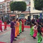 Comenzamos Carnaval con Zumba #Carnaval Viator @Viatoraldia @infoandalucia1 @CulturaAlmeria https://t.co/jTIXnB4YwI