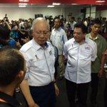 Sekitar lwtn PM @NajibRazak @TengkuAdnanReal #wpceria di Perasmian UTC #Labuan https://t.co/vNVbEd3c78 https://t.co/h0Qkx60kn3 @Huan2U