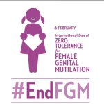 #6F Intl Day of #ZeroTolerance for #FGM: a violation of women&girls rights #EndFGM #EndVAW https://t.co/NcuQ1hOmzq
