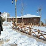 Dün bahardı. Bugün kış. Altındağı yine kar süsledi. #Altındağ #Kar #Ankara https://t.co/U5bT2YrwLc