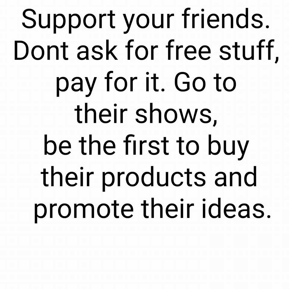 This also applies to paying authors for their time and for their books! #earningaliving https://t.co/jKvPpMdFlg