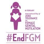 6 februari is de internationale dag voor nul tolerantie voor genitale verminking bij vrouwen en meisjes #EndFGM. https://t.co/FjjhgM3GGZ