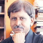 Noted political cartoonist #SudhirTailang passes away at 55 https://t.co/FPqwmWyixf https://t.co/PseCD7IQhd