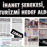 Paralel yapı Türkiyenin turizmini hedef aldı. #TurizmeParalelİhanet https://t.co/8Jj7d4isHv