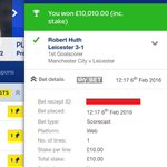 Here it is people, @Goodie_69 is the punter who was #bettingbetter and scooped a cool £10,000 winnings! https://t.co/6r249iK9dH